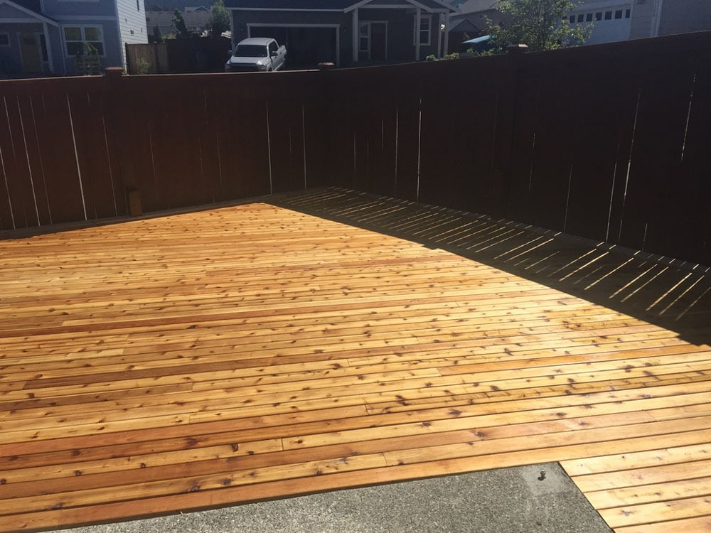 High Quality, Affordable Deck Contractor | Northwind Fence