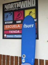 tabla de surf hinchable en northwind somo cantabria 2016 1