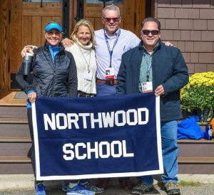 Parents and alumni gathered at Northwood for Homecoming/Parents' Weekend. (Photo: @northwoodschool/Instagram)