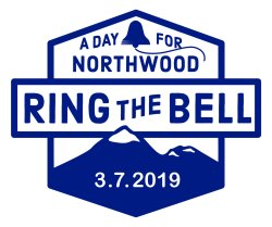 ring the bell logo 2019 blue