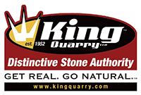 King Quarry logo click to website