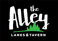 The Alley Lanes & Tavern logo click to website
