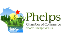 Phelps Chamber of Commerce logo click to website