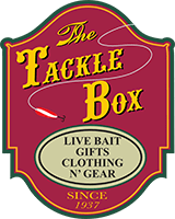 The Tackle Box logo click to website