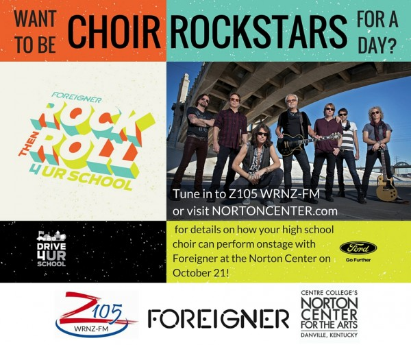 want to be a choir - Want to be a CHOIR ROCKSTAR for a day?