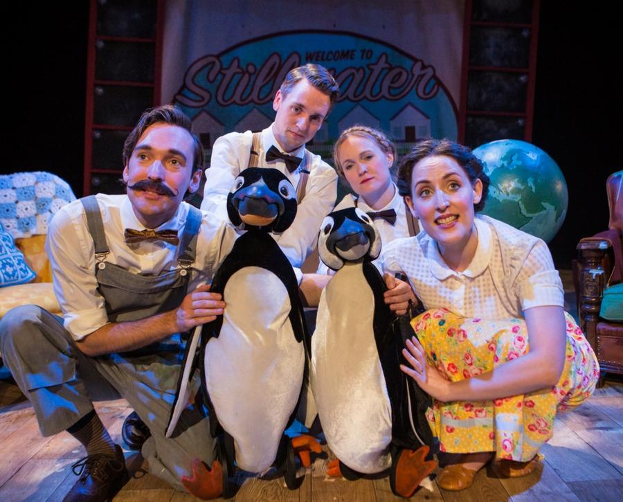 penguin 1 - Mr. Popper's Penguins