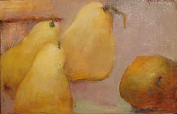 Glenda Hares - Pears