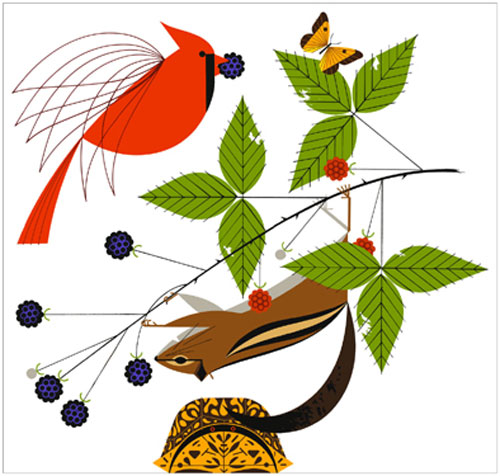 Charley Harper - A Good World