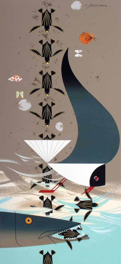 Charley Harper - Perilous Passage