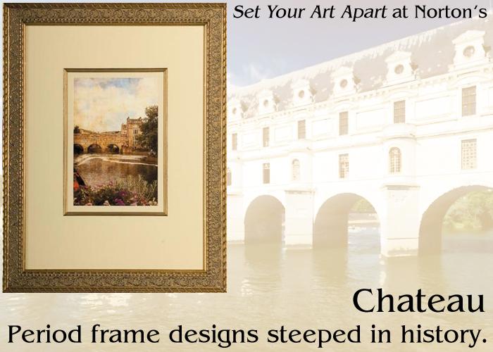 chateau frame line