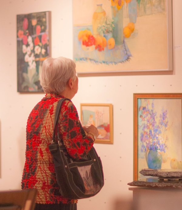 Glenda Hares Opening Night 2015
