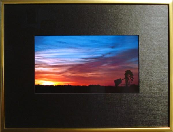 Illinois Sunset - Lily Porter