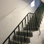 Nortorf Ferienwohnung Poststraße Treppenaufgang
