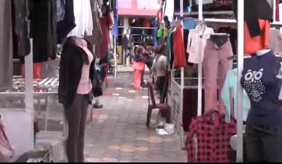 Preocupación en el sector comercial de Tulcàn por las bajas ventas