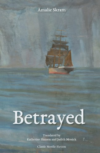 Book cover Betrayed