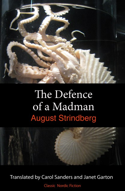 Book cover Defence of a Mad Man
