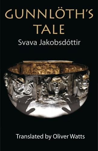 Book cover Gunnlöth's Tale