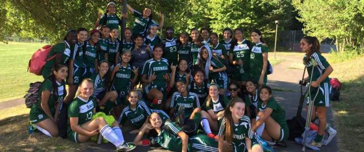 Varsity & JV Team at Shelton Jamboree 2015
