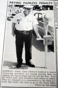 NPD Chief Guilford