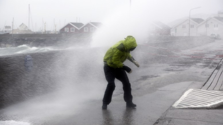 The extreme weather Tor
