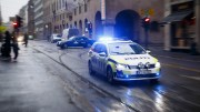 Illustration photo of a police car in Oslo