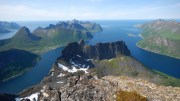 The amazing Norwegian coast