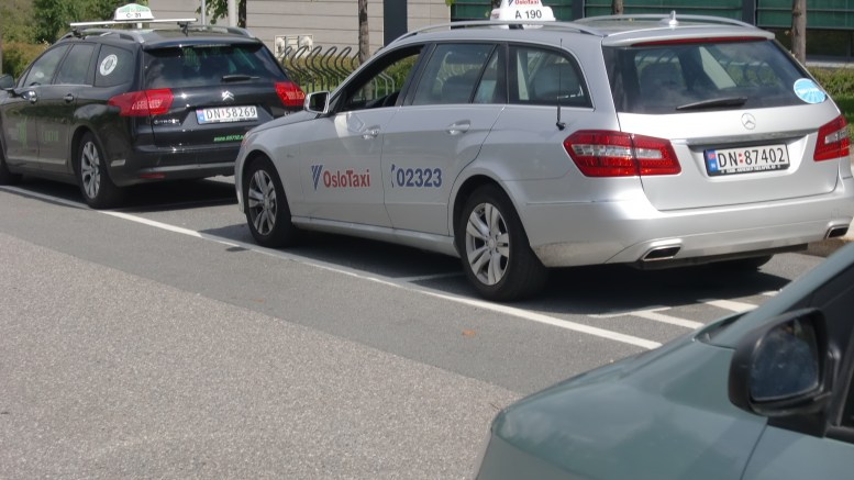 Taxi industry rolls on