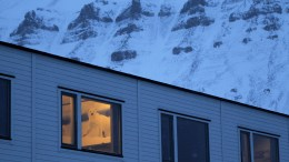 Svalbard wins on hotel consumption