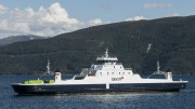 """The ferry """"Lifjord"""""""