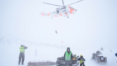 Still much to do for the Norwegian Red Cross in the mountains