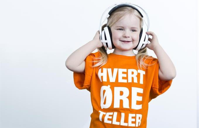 HLF rescues young ears