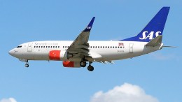 SAS Airline Norway Sell-out