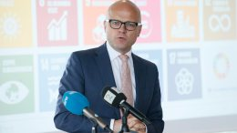 Climate and Environment Minister Vidar Helgesen