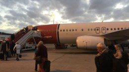 Norwegian airline monarch