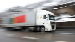 Trailer Driver tampered with tachograph