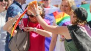 Oslo Pride Parade Saturday 25 June.