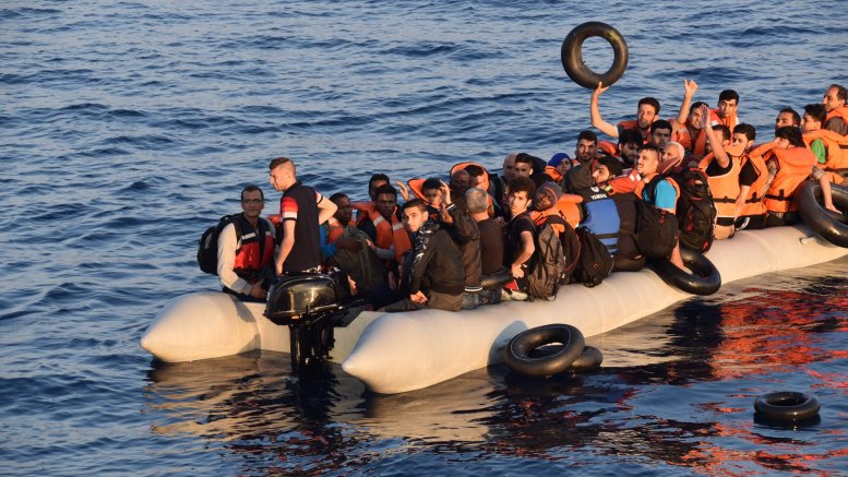 56 refugees rescued by Norwegian rescue vessel