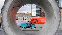 Visit our wificycle this summer