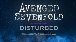 Avenged Sevenfold to Telenor Arena in 2017