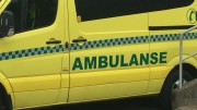 ambulance traffic accident