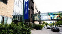 Cancer Centre at Ullevaal Hospital in Oslo.