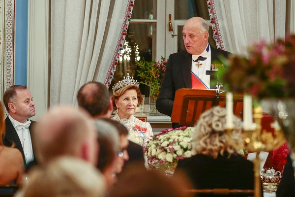 King Harald of Norway