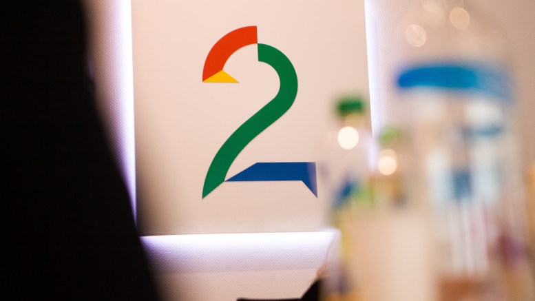 TV2 logo broadcaster