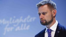 Health Minister Bent Høie New Treatment