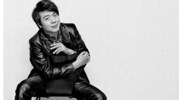 The Chinese pianist, Lang Lang