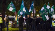 right-wing Neo-Nazi organization The Nordic Resistance Movement Nazi