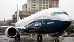 Boeing 737 Max plane crash