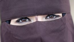 Niqab face-covering Oslo Norway