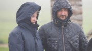Crown Princess Mette-Marit and Crown Prince Haakon Orkney