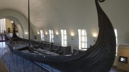 Oseberg bygdøy Viking Ship